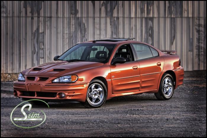 Our New 2003 Pontiac Grand Am GT
