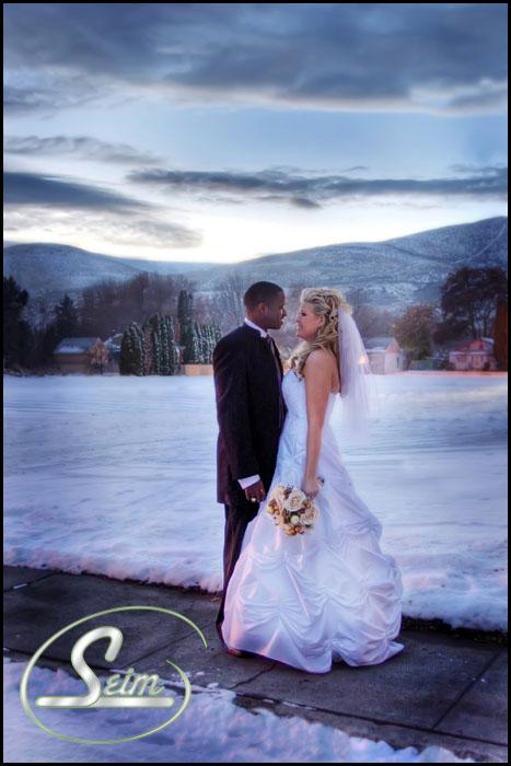 Kristen & Michaels Wedding In Ephrata wedding photography