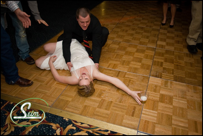 Wenatchee Wedding Reception for Heidi & Bryan wedding photography