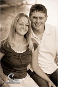 Engagement Portraits In Moses Lake for Amanda & Travis wedding photography
