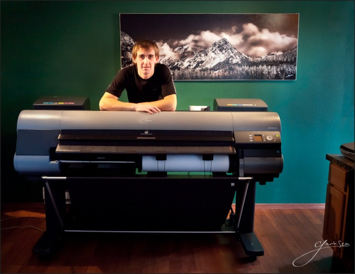 Gavin Seim 2011 Printer 730x564 Iron Guarantee